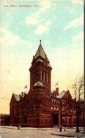 New York Rochester Post Office 1910 - Rochester