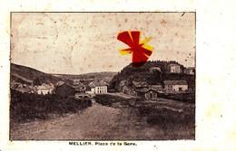 MELLIER - Place De La Gare - Léglise
