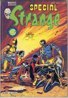 SPECIAL-STRANGE  N° 23  LUG - Strange