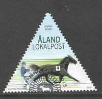 Aland, Yv 406 Jaar 2015, Gestempeld, Zie Scan - Ålandinseln