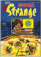 SPECIAL-STRANGE  N° 25  LUG - Strange