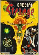 SPECIAL-STRANGE  N° 26  LUG - Strange