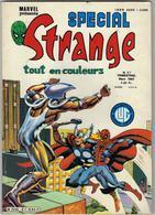 SPECIAL-STRANGE  N° 27  LUG - Strange