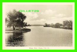 MAGOG, QUÉBEC - VUE DE LA RIVIÈRE MAGOG - PECO - - Quebec