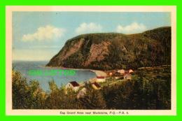 MADELEINE, QUÉBEC - CAP GRAND ANSE -  H. V. HENDERSON - - Quebec