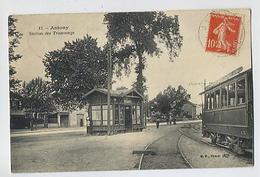 ANTONY: Station Des Tramways - 13 B.F. - Antony