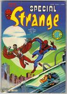 SPECIAL-STRANGE  N° 28  LUG - Strange