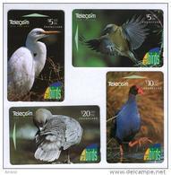 New Zealand - 1995 NZ Birds Set (4) - NZ-G-98/101 - Very Fine Used - Neuseeland