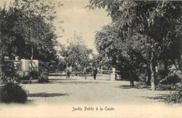 CRETE LA CANEE JARDIN PUBLIC - Greece