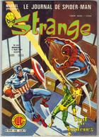 STRANGE  N° 140  LUG - Strange
