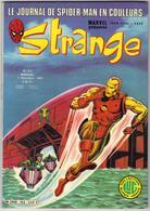 STRANGE  N° 143  LUG - Strange