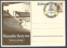 Allemagne - Olympische Spiele - Berlin 1936 - Allemagne