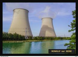 10  ROMILLY  Sur  SEINE   .. ..  La Centrale - Romilly-sur-Seine