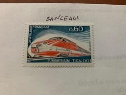 France Turbotrain TGV 001 1974 Mnh - France