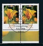 GERMANY Mi.Nr. 2568 Freimarken: Blumen - Paar - ESST Bonn - Used - BRD