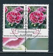 GERMANY Mi.Nr. 2694 Freimarken: Blumen - Paar - ESST Bonn - Used - BRD
