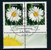 GERMANY Mi.Nr. 2794 Freimarken: Blumen - Paar - ESST Berlin - Used - BRD