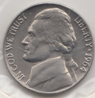 @Y@   United States Of America  5 Cents  1964   (3045 ) - Federal Issues