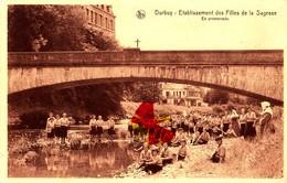 DURBUY - Etablissement Des Filles De La Sagesse - En Promenade - Durbuy