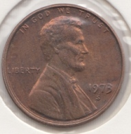@Y@   United States Of America  1 Cents  1973   (3050 ) - Federal Issues