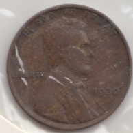 @Y@   United States Of America  1 Cents  1930   (3057 ) - Federal Issues