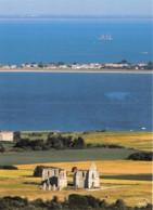 L ILE DE RE Les Ruines De L Abbaye Notre Dame Des Chateliers 29(scan Recto-verso) MA1209 - Ile De Ré
