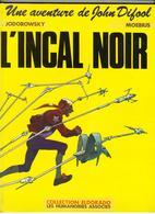 """JOHN-DIFOOL  """" L'INCAL NOIR  """" LES HUMANOIDES ASSOCIES  DE 1983 - Bücher, Zeitschriften, Comics"""