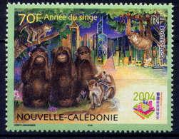 NCE - 910** - ANNEE LUNAIRE CHINOISE DU SINGE - Nouvelle-Calédonie