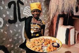 Afrique Africa Petite Marchande Little Merchant - Afrique
