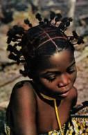 Afrique Africa Petite Fille Young Girl - Afrique