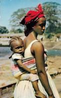 Afrique Africa Jeune Maman Young Mammy - Afrique