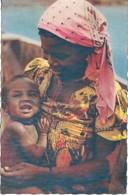 Afrique Africa Jeunne Maman Young Mammy - Afrique
