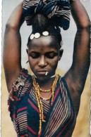 Afrique Africa Belle Jeune Fille A Fair Girl - Afrique