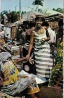 Afrique Africa  Marché Market - Afrique