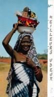Afrique Africa Jeune Fille Fair Girl Utilisé Used - Afrique