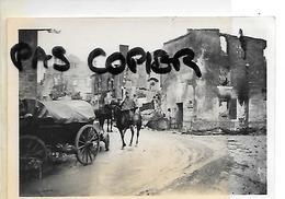08 LAMETZ FLIZE SEMUY SOLDATS ALLEMANDS 1940 - Frankreich