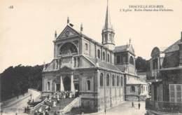 14 - TROUVILLE-sur-MER - L'Eglise Notre-Dame-des-Victoires - Trouville