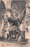 BRUXELLES - Chaire De Vérité De L'Eglise Ste-Gudule - Monuments, édifices