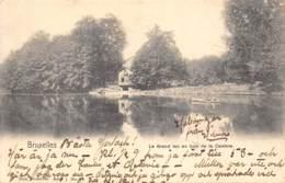 BRUXELLES - Le Grand Lac Au Bois De La Cambre - Forêts, Parcs, Jardins