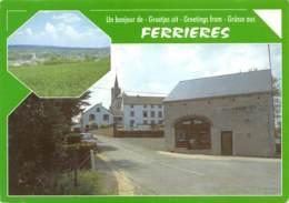 CPM - Un Bonjour De FERRIERES - Ferrières