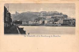 La Citadelle Et Le Faubourg De JAMBES - Namur