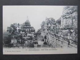 AK BARABODOR Borobudur Java Indonesia Ca.1900 ///  D*36963 - Indonesien