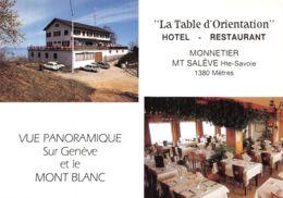 74-MONNETIER LE MONT SALEVE-N°1087-D/0055 - France