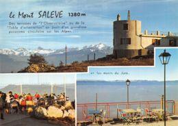 74-LE MONT SALEVE PANORAMA DEPUIS L OBSERVATOIRE-N°1087-F/0303 - France