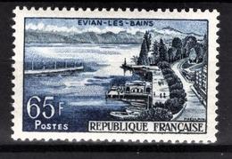 FRANCE 1957 -  Y.T. N° 1131 - NEUF** /1 - France