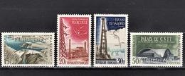 FRANCE 1959 -  SERIE Y.T. N° 1203 A 1206  - 4 TP NEUFS** /1 - France