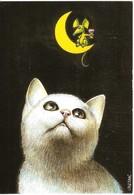 "Illustrateur Castan  "" LES CHATS . 4 - Cats"