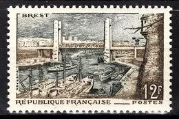 FRANCE 1957 -  Y.T. N° 1117 - NEUF** /1 - France