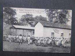 AK São Tomé + Príncipe Formatura De Pessoal 1911 ///  D*36990 - Sao Tome Et Principe