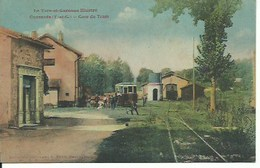 (A) Caussade : La Gare Du Tram - Caussade
